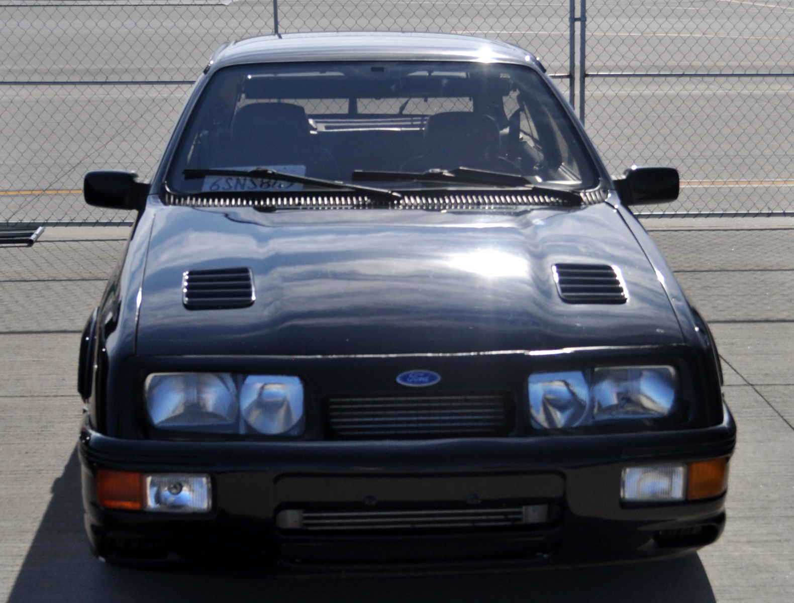 just a car guy 1985 1987 ford sierra rs cosworth. Black Bedroom Furniture Sets. Home Design Ideas