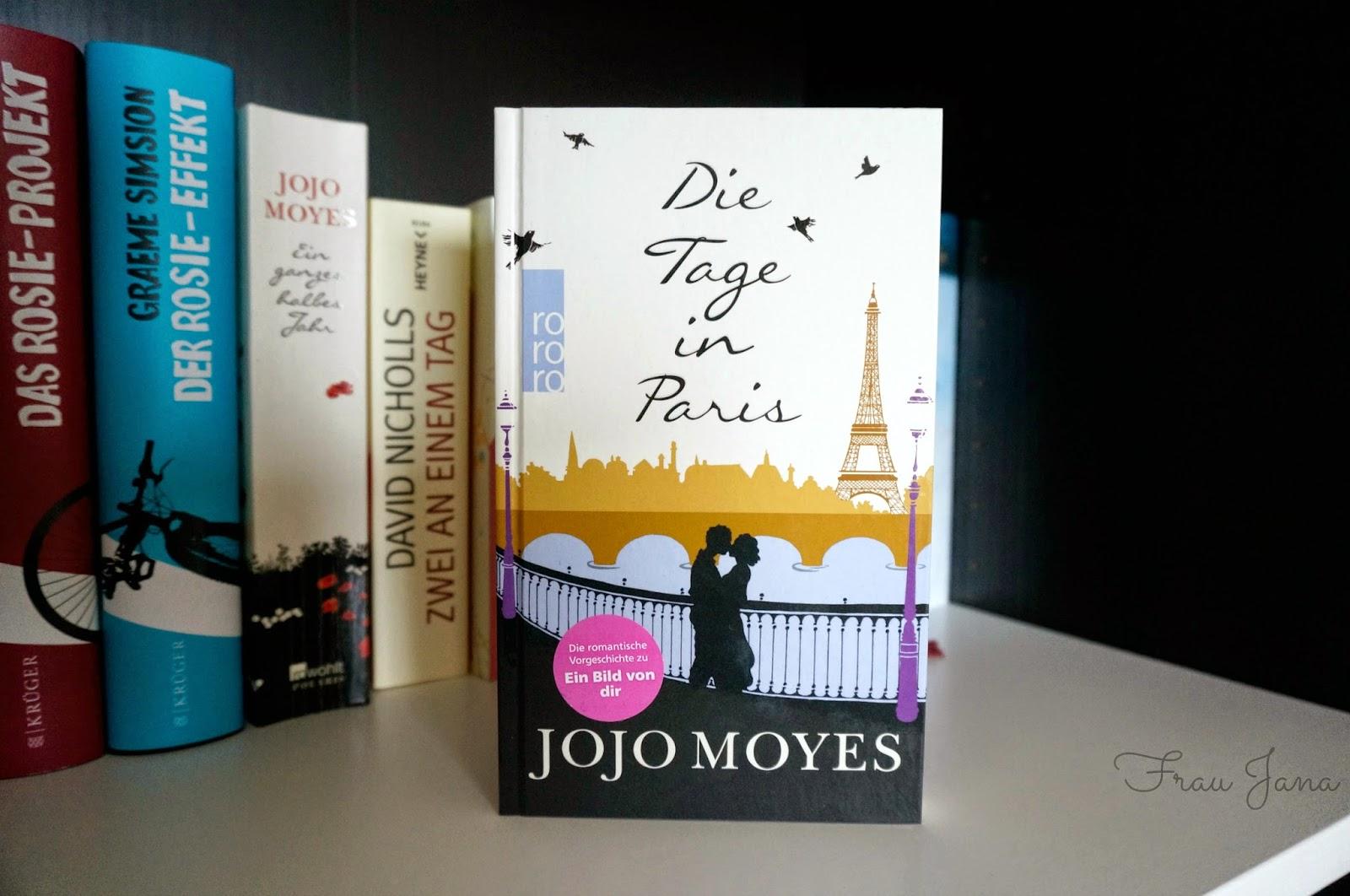 Buch Jojo Moyes Bücherregal