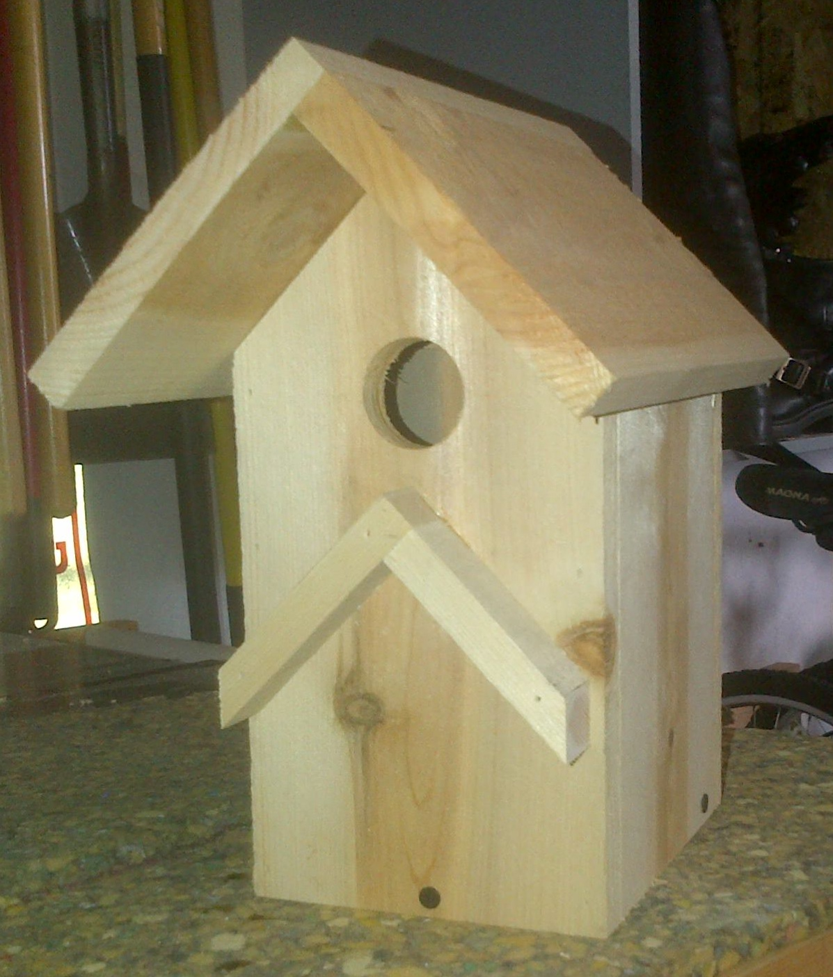 Pack Woodworking: Bird Houses For Sale