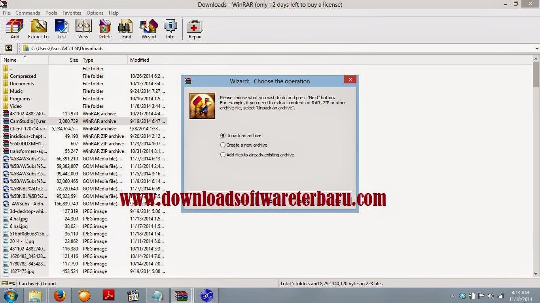 Download Aplikasi Winrar Gratis