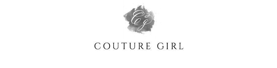 CoutureGirl | A Beauty, Fashion & Lifestyle Blog