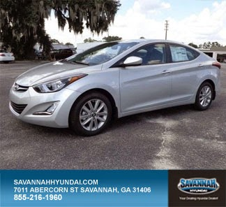 2015 Hyundai Elantra SE, Sedan, Savannah GA,