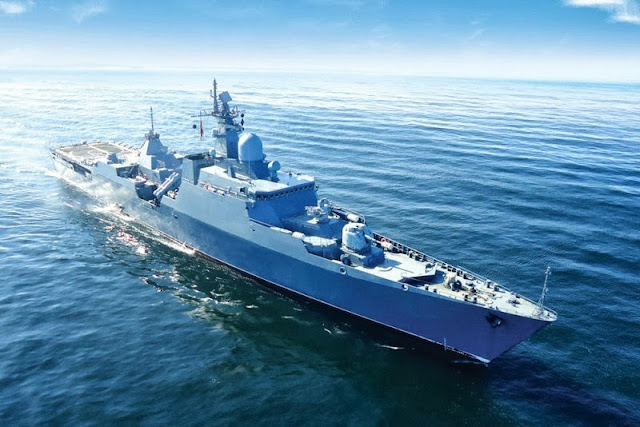 Chiến hạm Gepard 3.9 Việt Nam