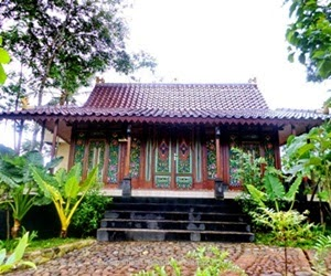 kampung Bali cibatu Garut