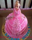 Kek Barbie 2kg