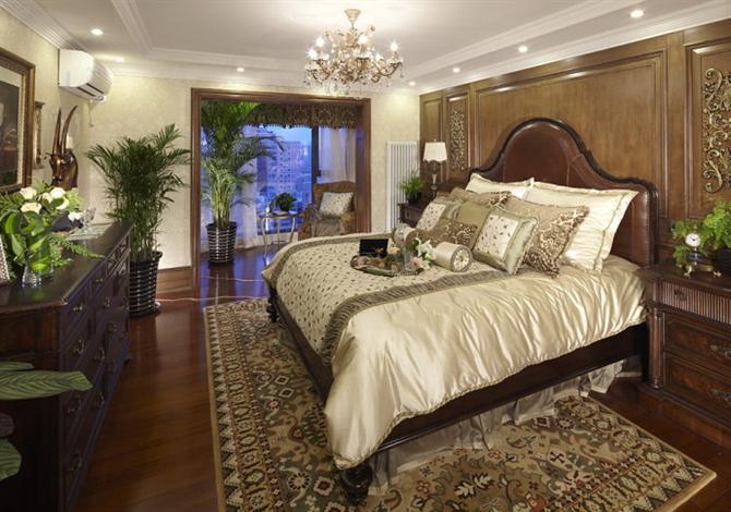 Dise o de dormitorios cl sicos dormitorios con estilo for Diseno de interiores clasico