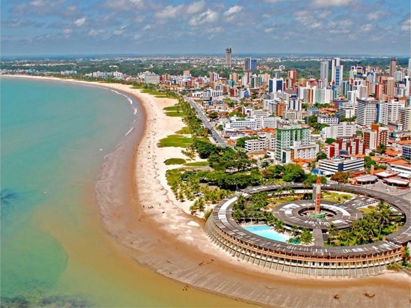 Tour News Novidades no Festival de Turismo de João Pessoa