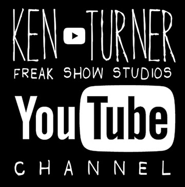 KEN TURNER YOUTUBE CHANNEL  : click on image to watch films