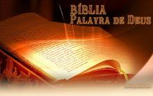 Eu leio a Bíblia!
