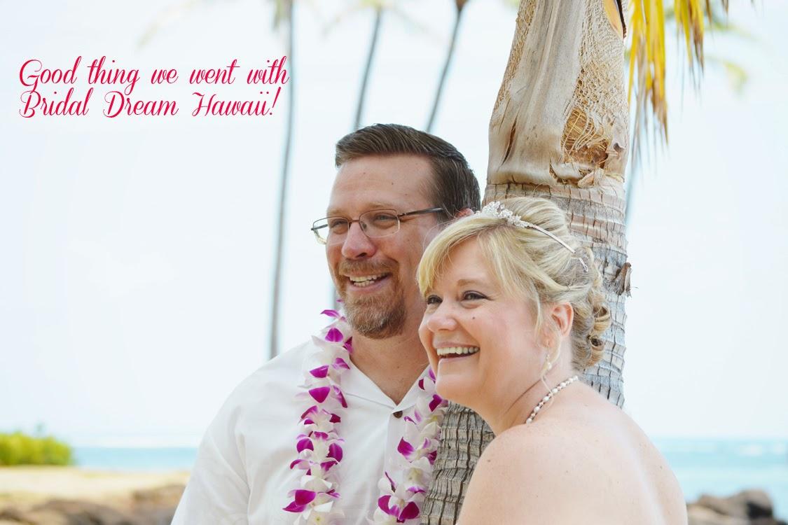 Bridal Dream Hawaii Wedding