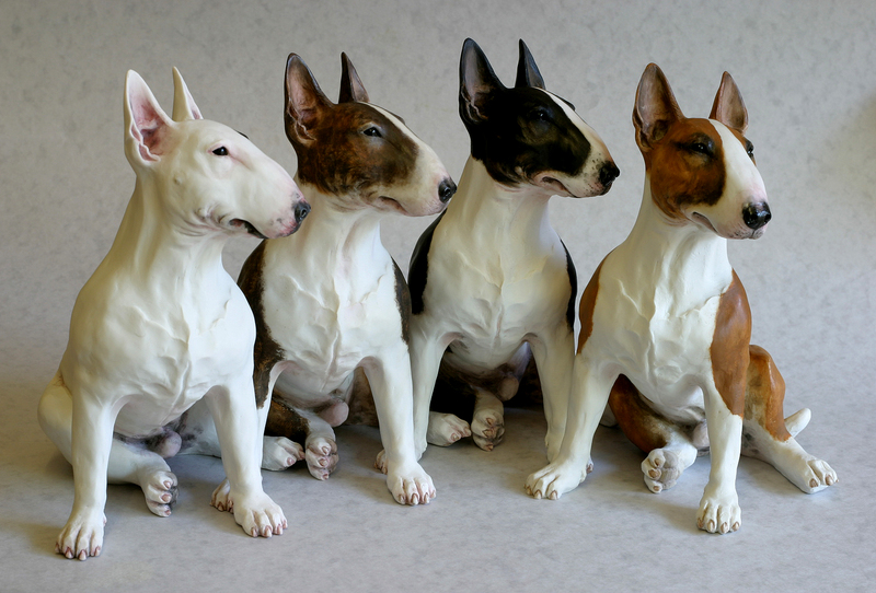 English Bull Terriers: Proof that God, and perhaps the English, have a ...
