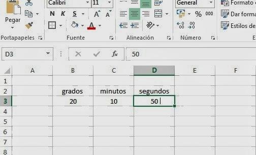 HOJAS DE CÁLCULOS Y PROGRAMAS PARA INGENIERÍA CIVIL : Grados ...