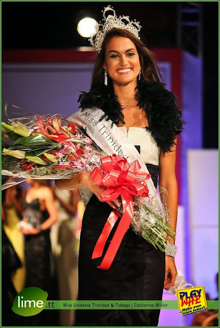 Miss Trinidad and Tobago Universe 2013 Catherine Miller
