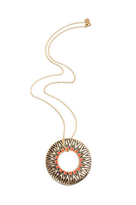 Tribal Circle Pendant