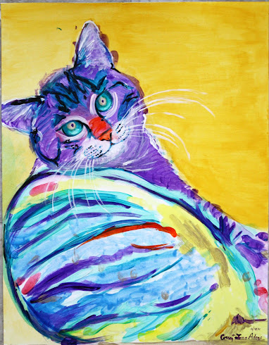 Warhol Kitty