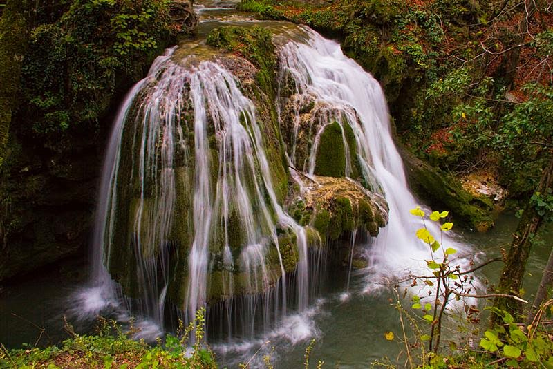 "The Bigar Waterfall is also called ""the miracle from the Minis Canyon"" by the locals."