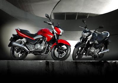 Suzuki Inazuma Merah