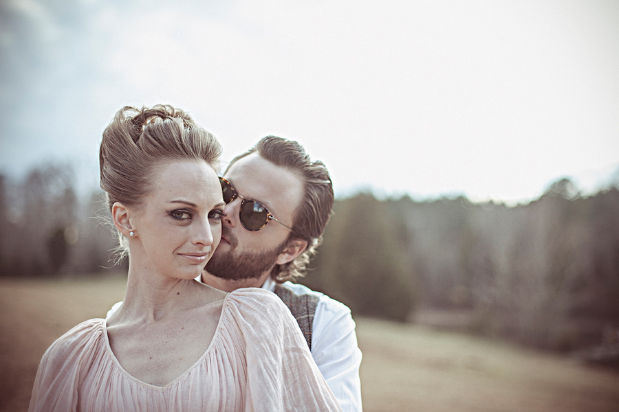 BPosh Photography, Bohemian Chic Love Story