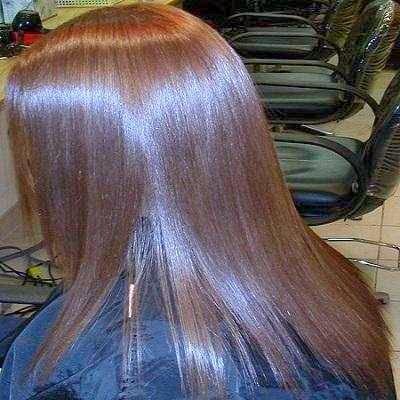 وصفة طبيعية لتنعيم الشعر 2014