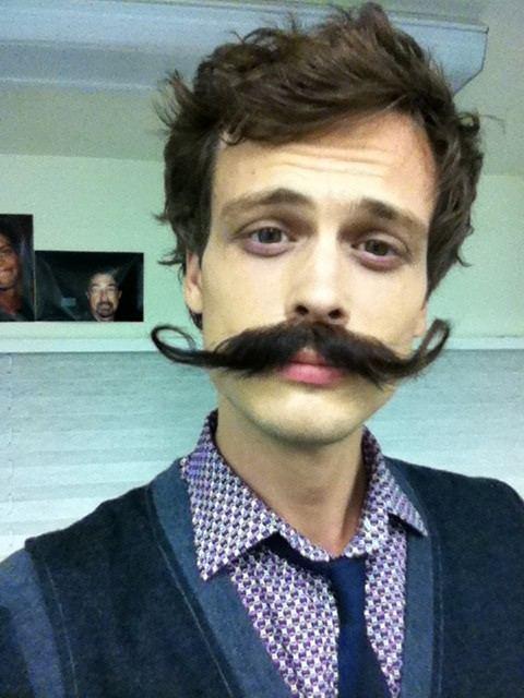 Criminal Minds Dr Spencer Reid Matthew Gray Gubler 23 We Love How Eccentric Matthew And Reid Are Fan Forum