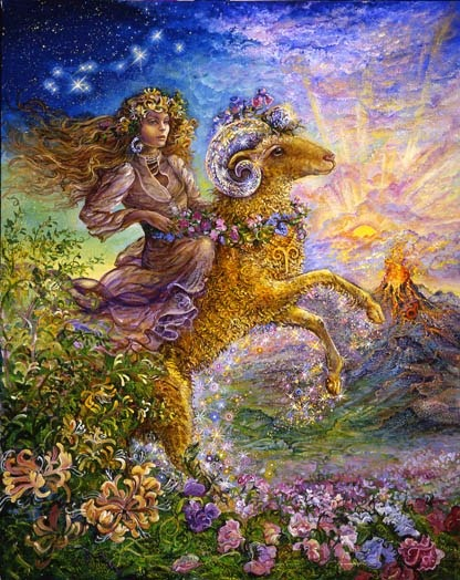 New Moon In Aries ~ April 18