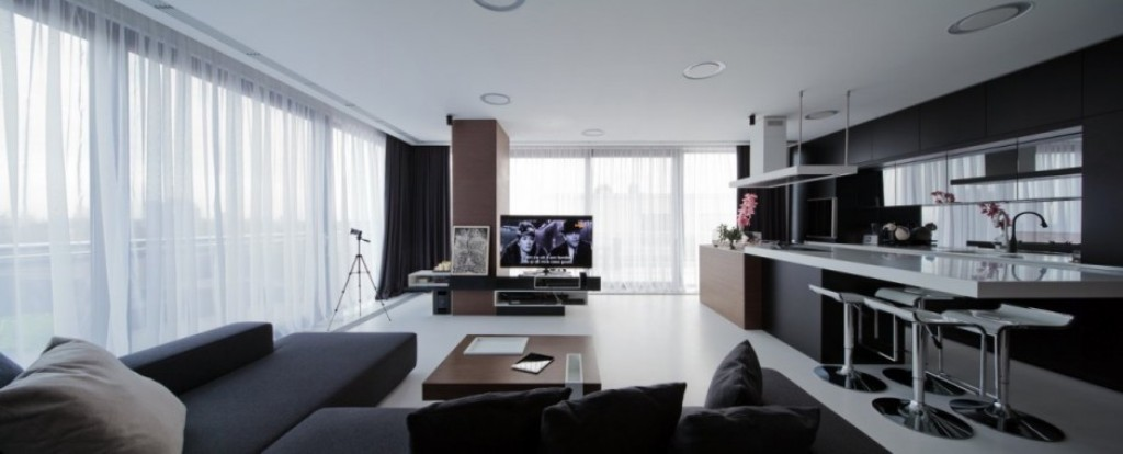 arredamento moderno appartamento - Arredamenti Appartamenti Moderni Foto