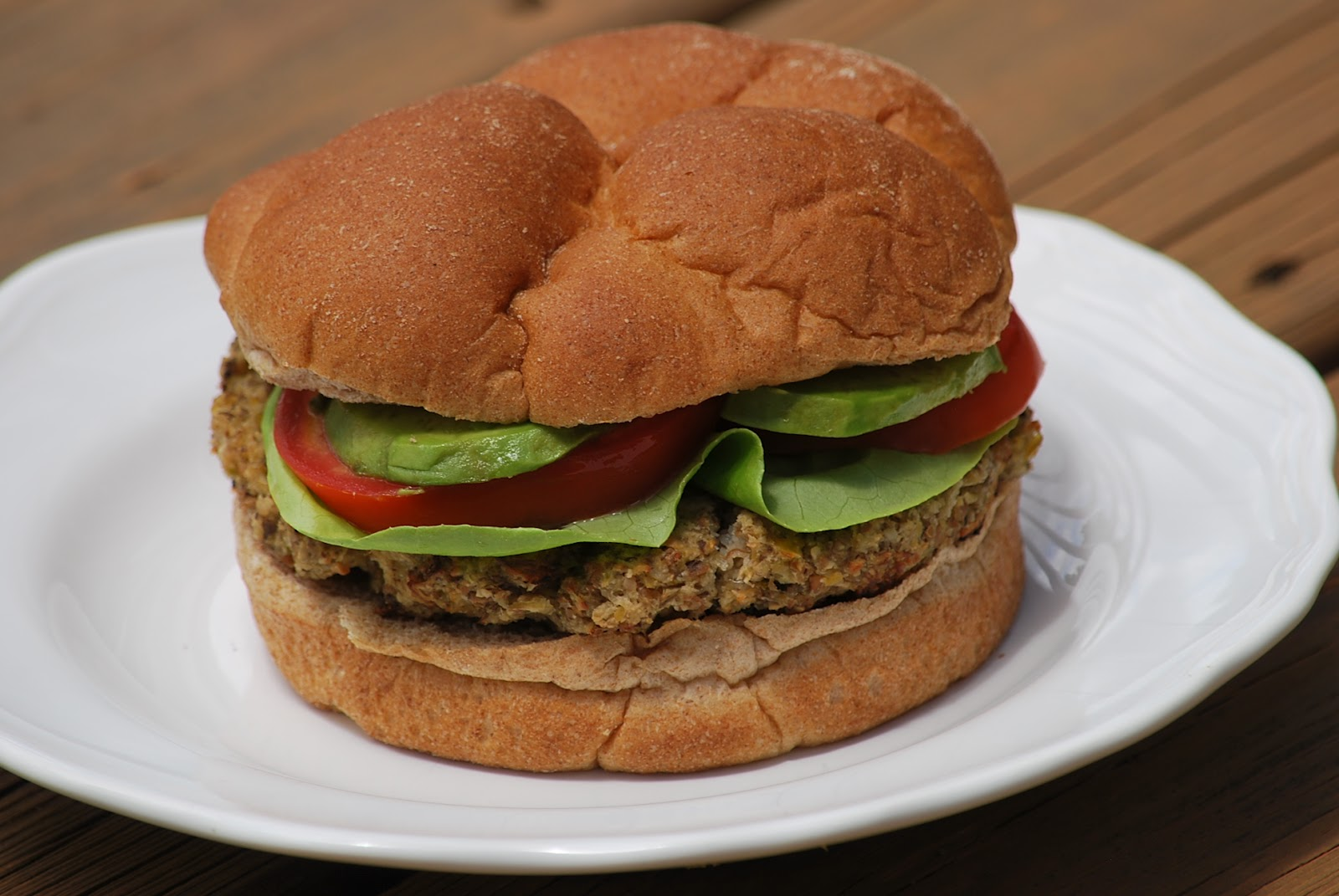how to keep veggie burgers from falling apart