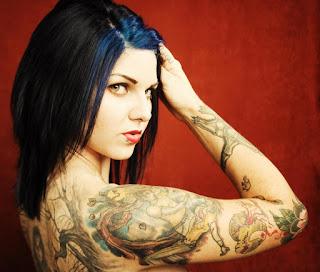 Brand Tattoo