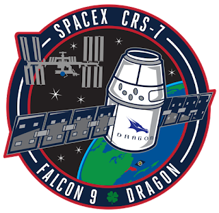SpaceX CRS-7 Dragon Launch
