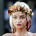 Ativistas do Femen protestam contra Igreja Ortodoxa russa na Ucrânia