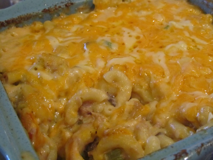 blogging mama's recipes: tuna noodle casserole