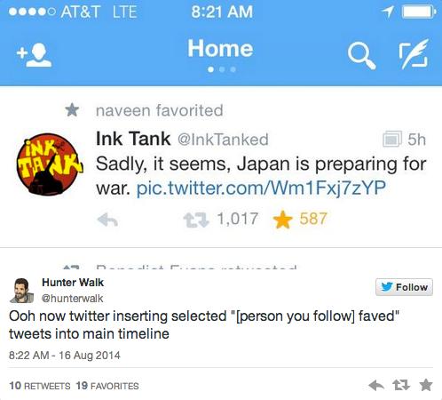 Twitter'ın test edilen yeni özelliği