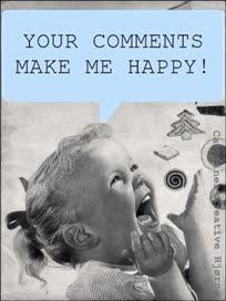 Tusen takk for alle hyggelige kommentarer!