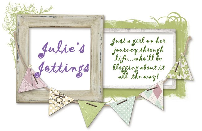 Julie's Jottings