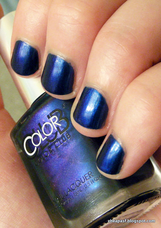Brutally honest beauty and now i can die color club oil slick swatch of color club oil slick collection its raining men solutioingenieria Images