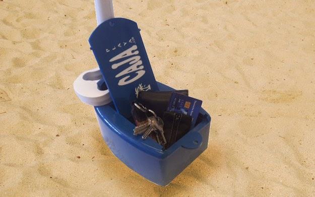 Caja playa