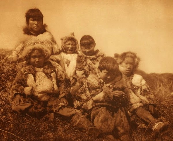 Native Children of The Bering Sea