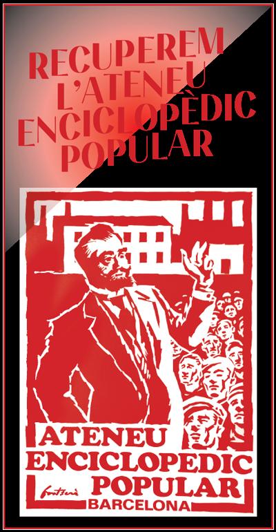 L'Ateneu Enciclopèdic Popular. Una injustícia pendent de reparar