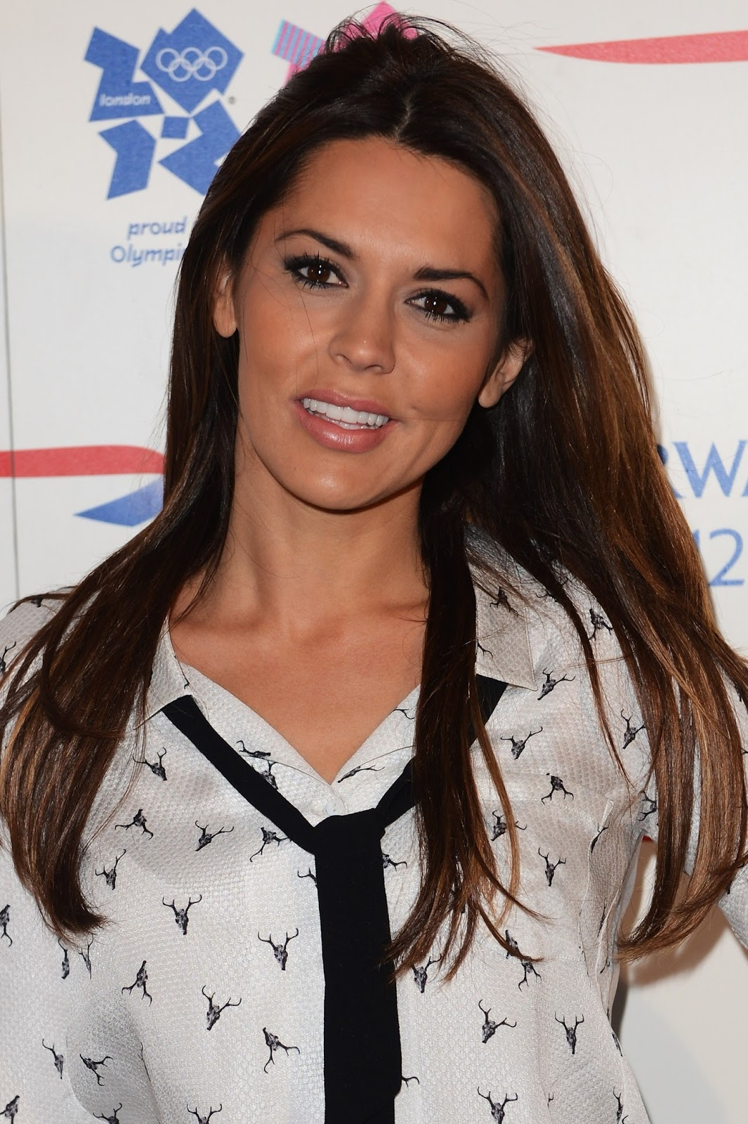 Danielle Lineker Cute Sexy HQ Photos at The BA Great Britons Programme ...