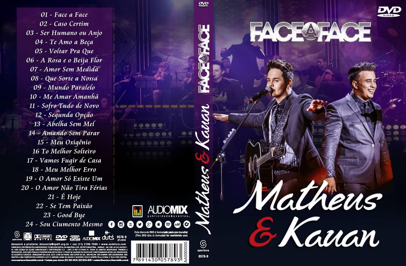 Download Matheus & Kauan Face a Face DVDRip XviD 2015 Matheus 2B 2526 2BKauan 2BFace 2Ba 2BFace