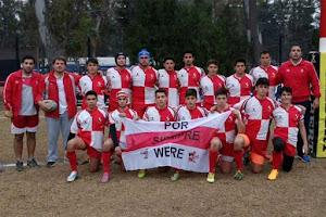 Uni de Córdoba festejó en el Were 2015
