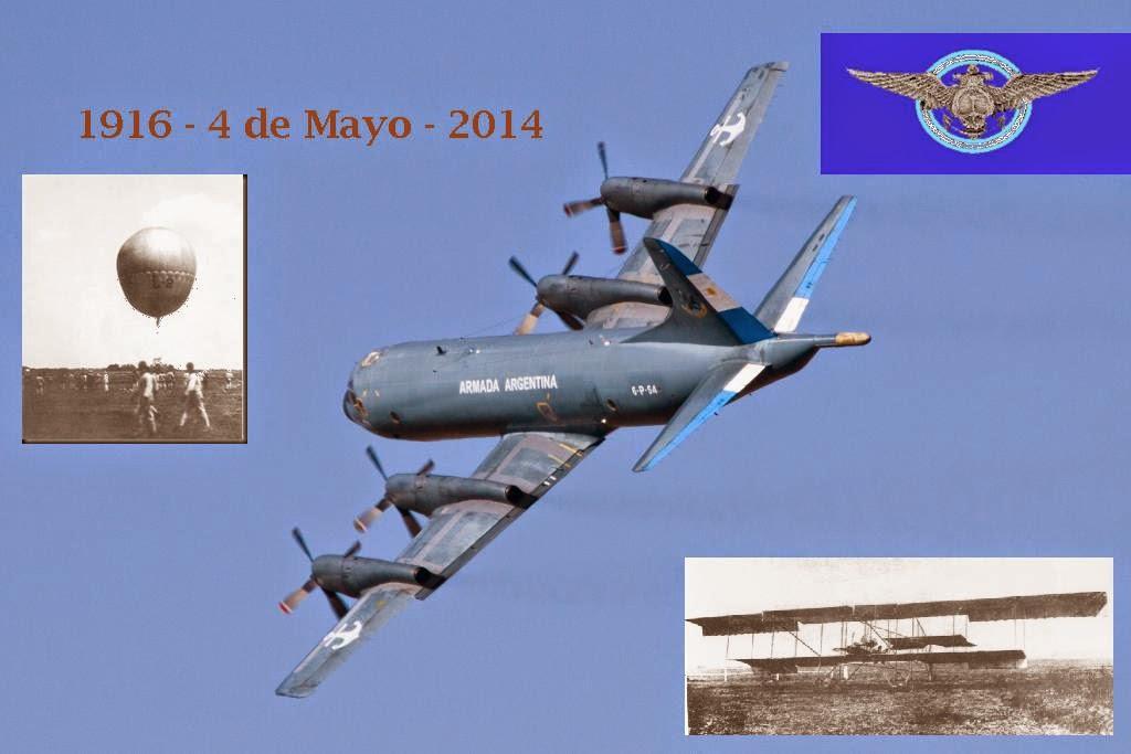 98° Aniversario de la Aviación Naval Argentina