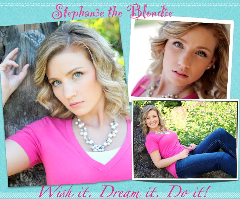 Stephanie The Blondie