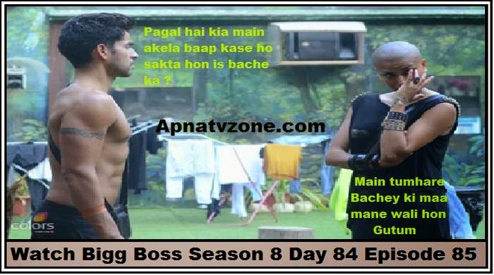 Bigg boss 8 start date