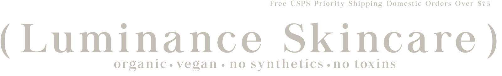 Luminace Skincare