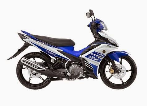 Yamaha Jupiter MX Paling Membahagiakan di Tipe Bebek 125-135cc