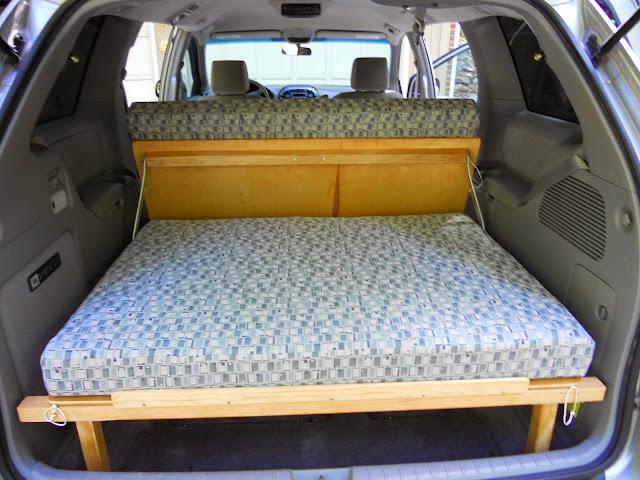 The Grove Guy Minivan Conversion