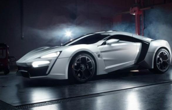 mobil paling mewah di dunia
