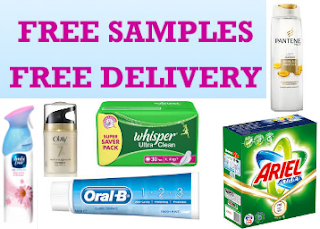 rewardme : Get your Free Sample at your Doorstep And Fill the Detail  brands like Ambipur, Ariel, Braun, Camay, Downy, Duracell, Gillette, Head & Shoulders
