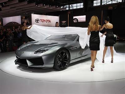 Automotive New 2011, 2012 Lamborghini Car Models